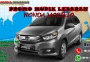 Promo Mudik Lebaran Honda Mobilio