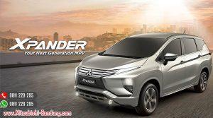 Spesifikasi Lengkap Mitsubishi Xpander 2019