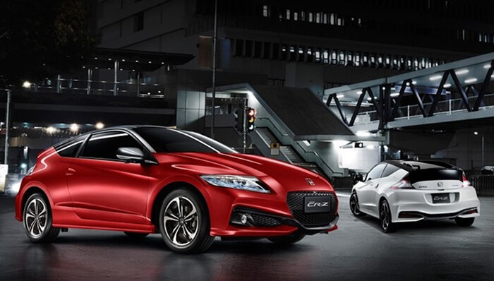 Spesifikasi & Harga Honda CR-Z 2019