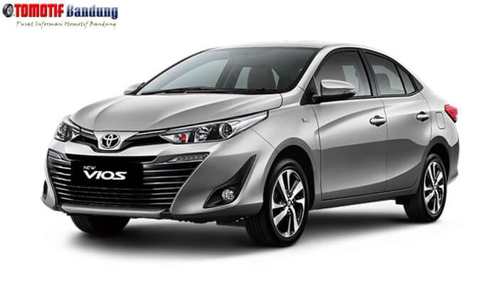 Spesifikasi & Harga Toyota Vios 2019