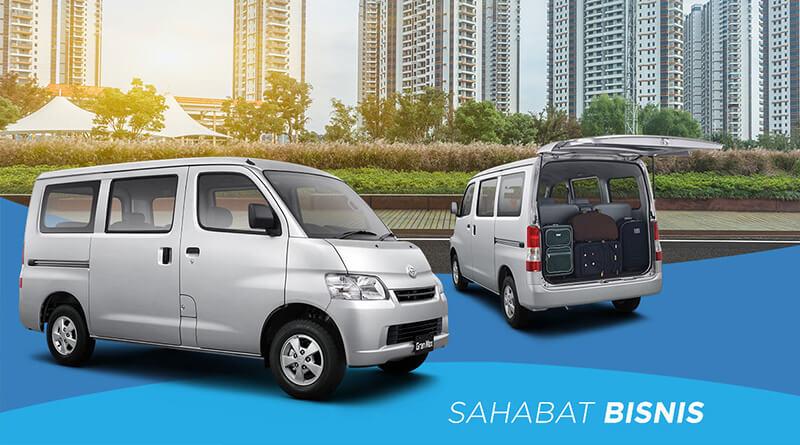 Spesifikasi & Harga Daihatsu Gran Max2019