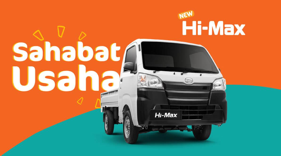 Spesifikasi & Harga Daihatsu Hi Max 2019