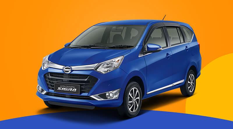 Spesifikasi & Harga Daihatsu Sigra 2019