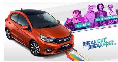 Spesifikasi & Harga Honda Brio Satya