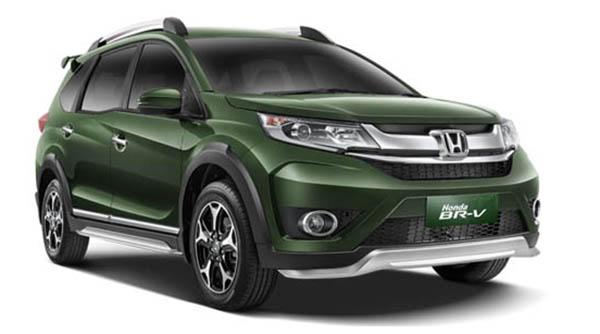 Spesifikasi Harga Honda BRV