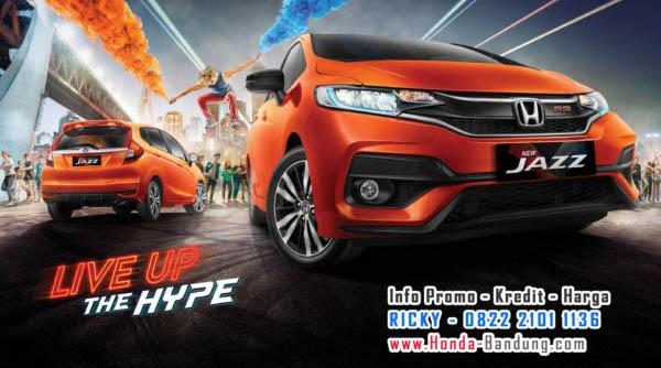Spesifikasi & Harga Honda Jazz