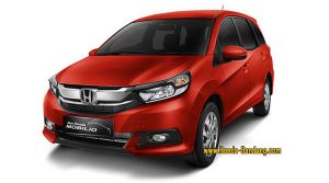 Spesifikasi & Harga Honda Mobilio 2019