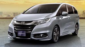 Spesifikasi & Harga Honda Odyssey 2019