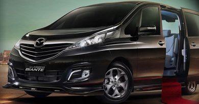 Harga Mazda Biante 2019