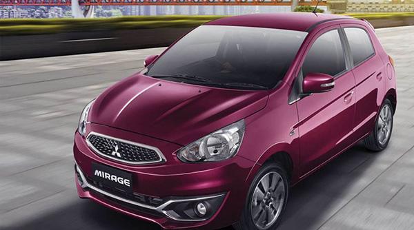 Spesifikasi & Harga Mitsubishi Mirage 2019