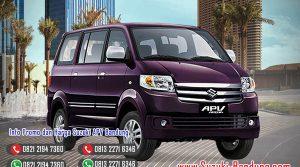 Spesifikasi & Harga Suzuki APV