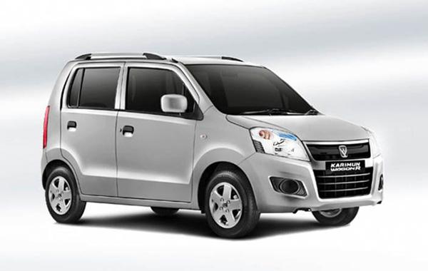 Spesifikasi & Harga Suzuki Karimun Wagon R