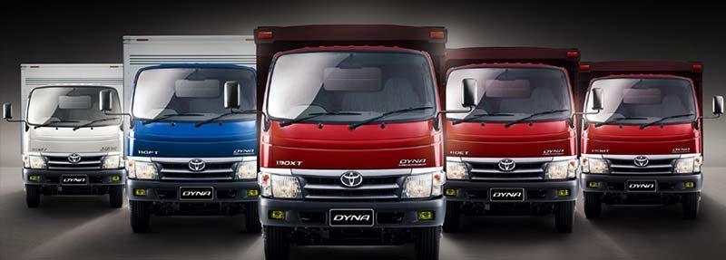 Spesifikasi & Harga Toyota Dyna