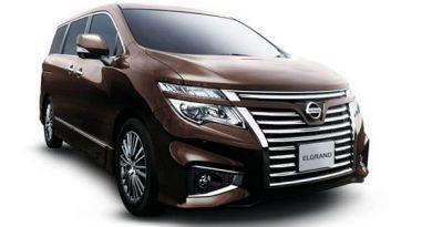 Spesifikasi & Harga Nissan Elgrand 2019