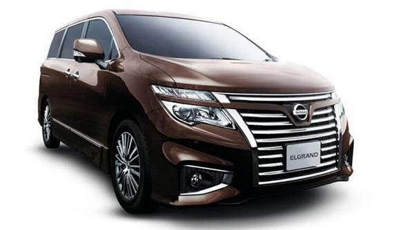Harga Nissan Elgrand