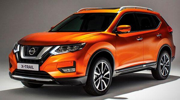 Spesifikasi & Harga Nissan X-Trail 2019