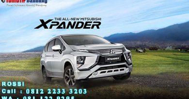 Harga Mitsubishi Xpander 2019
