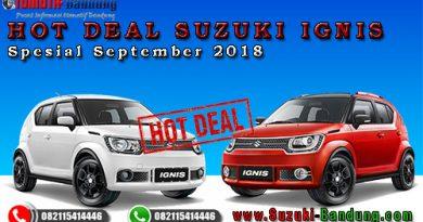 Hot-Deal-Suzuki-Ignis-Spesial-September-2018