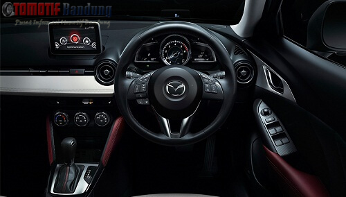 Interior Mazda CX 3 2018
