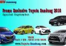 Promo Exclusive Toyota Bandung 2018