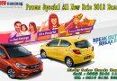 Promo Spesial All New Brio 2018 Bandung