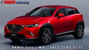 Harga Mazda CX 3 Bandung