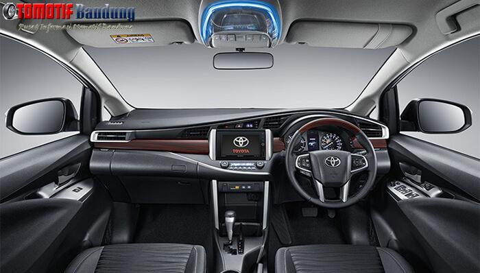 Dashboard Toyota Kijang Innova
