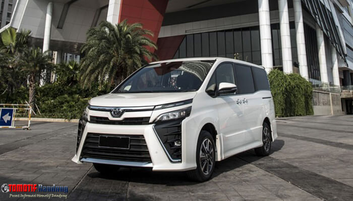 Eksterior Toyota All New Voxy