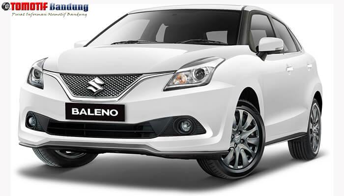 Spesifikasi & Harga Suzuki Baleno 2019