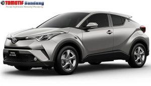 Spesifikasi & Harga Toyota C-HR 2018