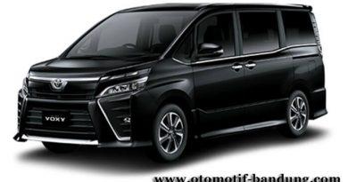 Spesifikasi & Harga Toyota Voxy 2019