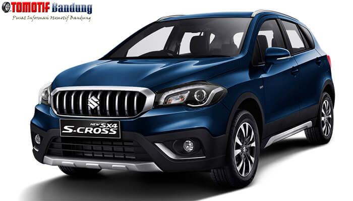 Spesifikasi & Harga Suzuki SX4 S-Cross 2019