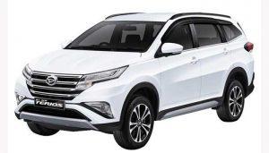 Spesifikasi Harga Daihatsu Terios
