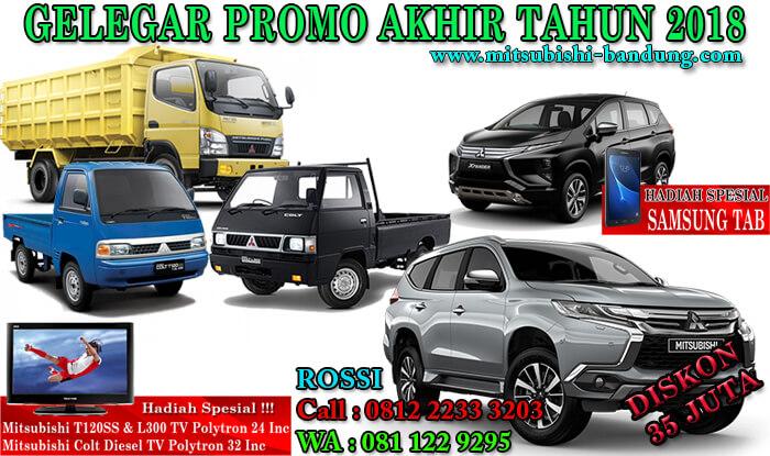 Gebyar Promo Akhir Tahun Mitsubishi Bandung