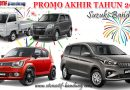 Promo Akhir Tahun 2018 Suzuki Bandung
