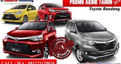 Promo Spesial Akhir Tahun Toyota Bandung