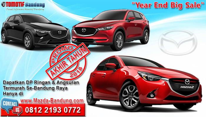 Promo Mazda Bandung Khusus Akhir Tahun 2018