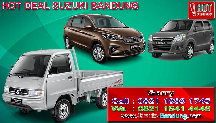 Hot Deal Mobil Suzuki Bandung