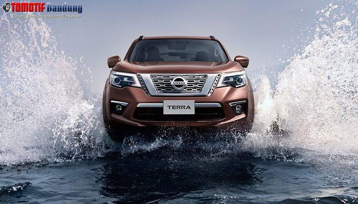 Performa Nissan Terra