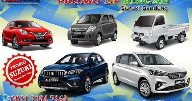 Promo DP Ringan Suzuki Bandung