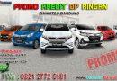 Promo Kredit DP Ringan Daihatsu Bandung