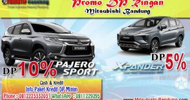 Promo DP Ringan Mitsubishi Bandung