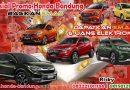 Promo Honda Bandung Spesial Ulang Tahun HPM