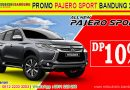Promo Pajero Sport Bandung 2019