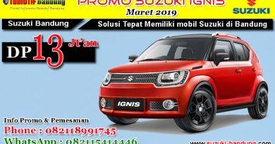 Promo Suzuki Ignis Bandung Maret 2019