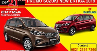 Promo Suzuki New Ertiga 2019