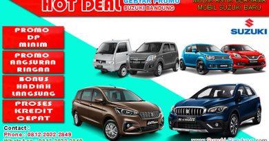 Hot Deal Suzuki Bandung 2019