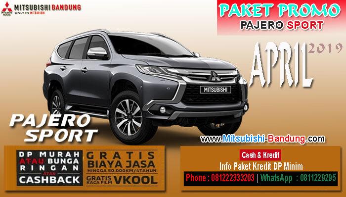 Paket Promo Pajero Sport 2019