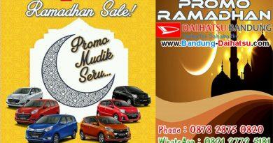 Promo Lebaran Daihatsu Bandung 2019