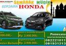 Promo Lebaran Honda Bandung 2019
